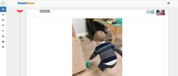 Automatically downloading nursery photos from ParentZone using Selenium